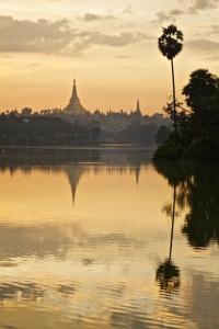 Schwedagon Pagoda by Ku5hi
