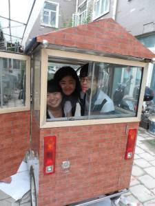 Dumpling Dreams Storytelling Rickshaw from Hua Dan archive